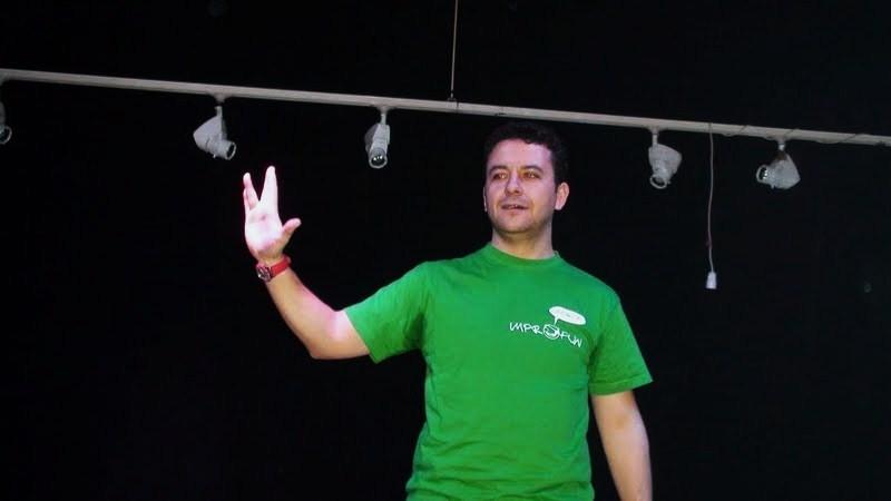 George, moderatorul nostru Vulcanian